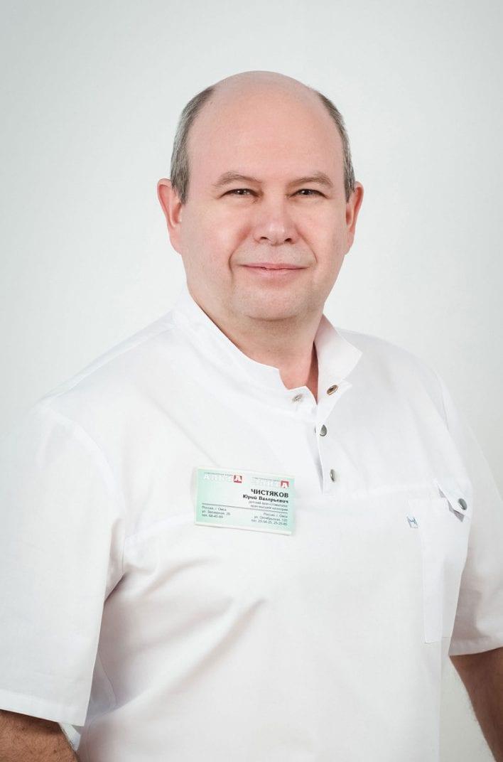 Чистяков Юрий Валерьевич