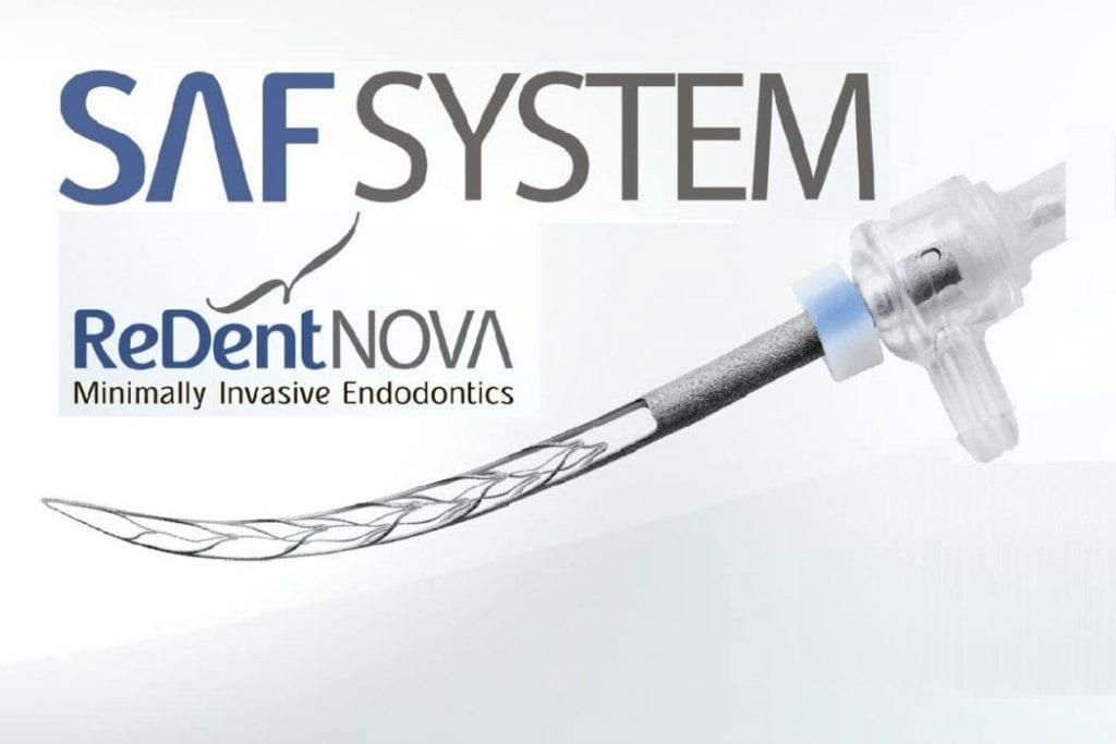 Неломающиеся, щадящие инструменты SAF - сохраняем зубы